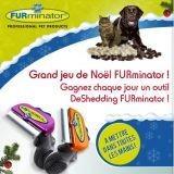 Gagnez une brosse Furminator pour votre animal !