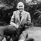 Décès de Valéry Giscard d'Estaing : qui étaient Jugurtha et Samba, les chiens de l'ancien président ?
