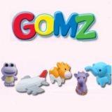 Gomz : les gommes en forme d'animaux !