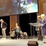 HANDI'CHIENS a remis son 2000ème chien d'assistance !