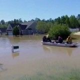 Un homme et son chien sauvés de l'ouragan Matthew grâce à Twitter