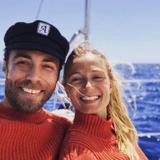 James Middleton et Alizée Thevenet mariés : un invité surprise s'incruste sur la photo de mariage