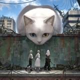 Cet artiste japonais peint des animaux gigantesques !