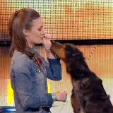 Juliette et son chien Charlie décrochent leur place en finale d'Incroyable Talent