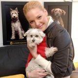 Le chien de l'actrice Katherine Heigl a avalé une guirlande
