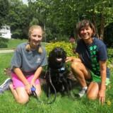 Réformée à cause de sa maladie, cette chienne est devenue l'ambassadrice des chiens d'assistance