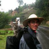 Guillaume et Kitty : escale en Colombie