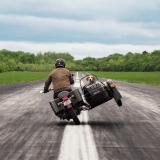 Les folles aventures de Maddie, une chienne qui parcourt les Etats-Unis en moto