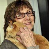 Incroyable : un chat et sa maîtresse réunis après 10 ans de séparation !