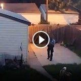 Un policier tire sur deux chiens non-agressifs dans un jardin et provoque l'indignation générale