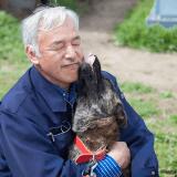 Naoto Matsumura, le dernier homme de Fuksuhima, resté pour les animaux