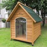 Bon plan niche pour chien : -51% sur la niche en bois Pets Imperial