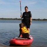 Le paddle : ce sport aquatique parfait pour les chiens !