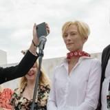 Cannes 2021 : les Springer Spaniel de Tilda Swinton remportent la Palm Dog Wamiz pour The Souvenir II