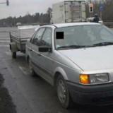 Policiers sur l'autoroute : quand ils voient ce qu'il y a dans la remorque, ils allument le gyrophare