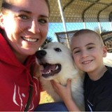 Cet enfant de 7 ans a sauvé plus de 1300 chiens de l'euthanasie