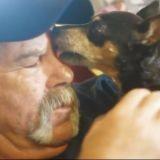 Sa chienne le sauve deux fois du cancer