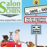 Salon international du chien, c'est ce week-end
