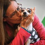 Elle retrouve son chien 12 ans après sa disparition à un endroit totalement incroyable !