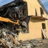 La démolition d'une vieille maison révèle un secret que personne n'a voulu voir
