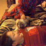 Alors qu'elle dort, elle reçoit la plus belle surprise de toute sa vie (Vidéo du jour)