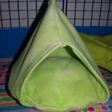 DIY : l'adorable couchette à suspendre pour rongeurs