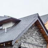 Le facteur lève les yeux sur le toit de la maison, ce qu'il voit le fait sursauter de frayeur (vidéo)