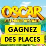 """Concours """"Oscar et le monde des chats"""" : avez-vous gagné deux places ?"""