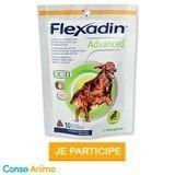 Testez les bouchées pour chien Flexadin Advanced Vetoquinol pour chien