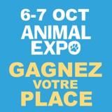 Concours : 50 places à gagner pour le salon Animal Expo & Animalis Show 2018