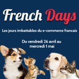 French Days 2019 : quelles dates et quels marchands pour vos chiens et chats ?
