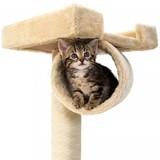 Soldes d'été : sélection d'arbre à chat à moitié prix