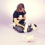 Emma Watson donne une interview étrange… entourée de chatons !