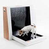 Ces toilettes connectées pour chiens ramassent les crottes à votre place