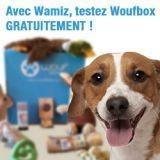 Bon plan : recevez gratuitement votre première Woufbox !
