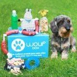 Les meilleurs produits pour votre chien, livrés chez vous chaque mois avec Woufbox