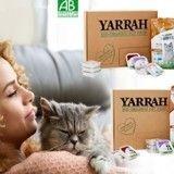 Découvrez Yarrah, la nourriture bio pour chiens et chats