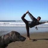 Pratiquer le yoga avec son chien