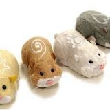Zhu Zhu Pets : les hamsters version peluche