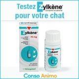 Testez gratuitement l'aliment complémentaire pour chat Zylkène® !