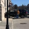 Une voiture s'encastre dans sa boutique : en sortant pour voir le conducteur, elle découvre que c'est un chien !