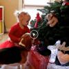 Adorable : un chien décore son sapin de Noël avec sa petite humaine (Vidéo du jour)