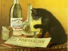 pub chat absinthe