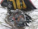 sauvetage chien plongeurs