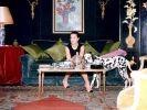 Romy Schneider, dalmatien, chien, star