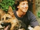 Berger Allemand, Patrick Bruel, star, chien