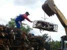 des chiens capturés pour leur viande en Thaïlande
