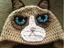 objet accessoire vêtement grumpy cat