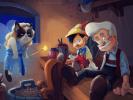 Grumpy Cat Pinocchio