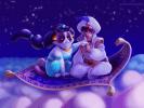 Grumpy Cat Aladin